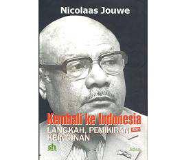 Pencipta bendera Bintang Kejora (OPM) Nicolas Jouwe